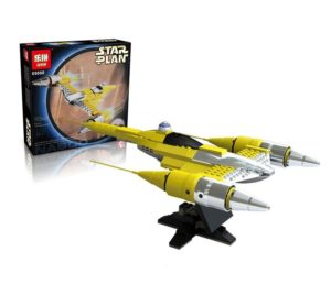 Lepin USC Naboo Starfighter